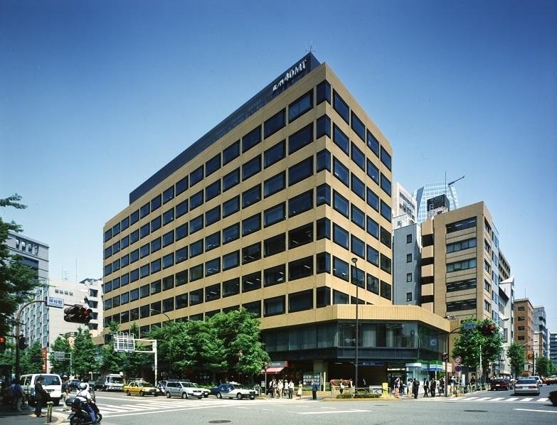 コワーキングスペース「コンパスオフィス 虎ノ門40MTビル」の外観